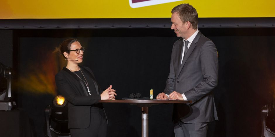DHNP-Finale 2018: Astrid Krauß (32), Director of Convention Sales im Frankfurt Marriott Hotel
