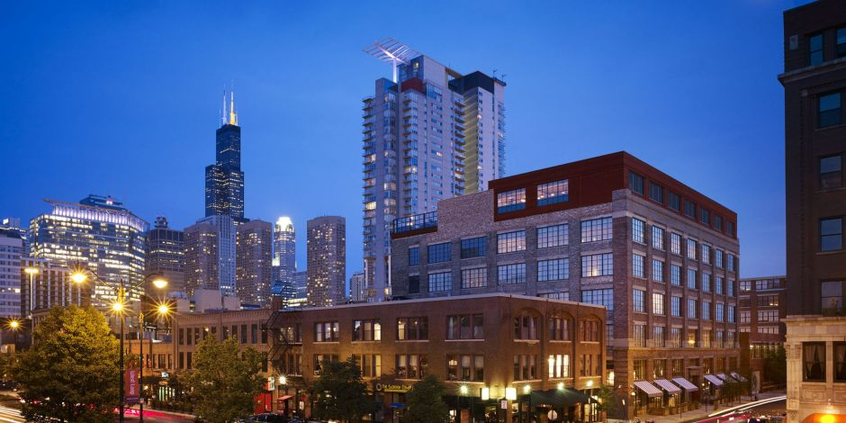 Das Soho House in Chicago