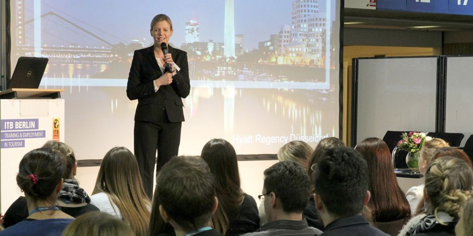 Nicole Kassem, Director Human Resources im Grand Hyatt Berlin