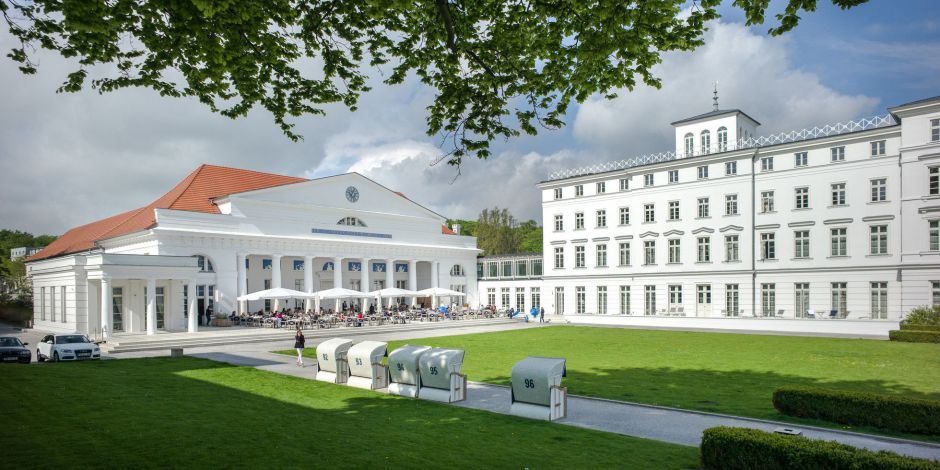 Exklusive Location: Der AHGZ Wellness-Gipfel tagt 2016 im Grand Hotel Heiligendamm