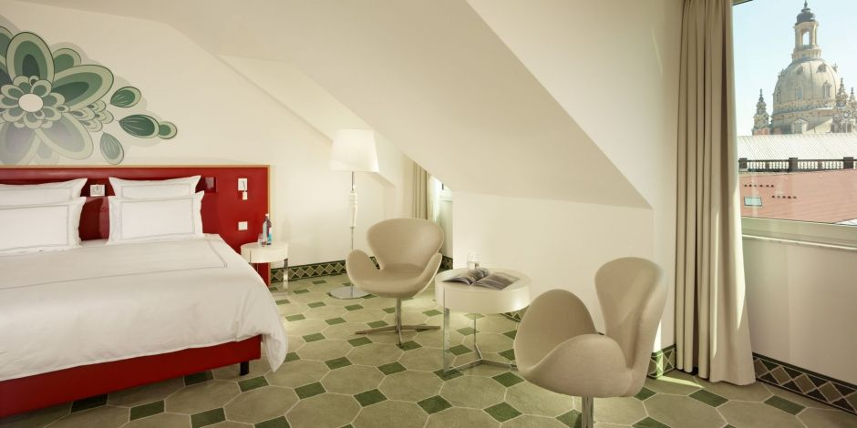 Swissôtel Dresden: Advantage Room