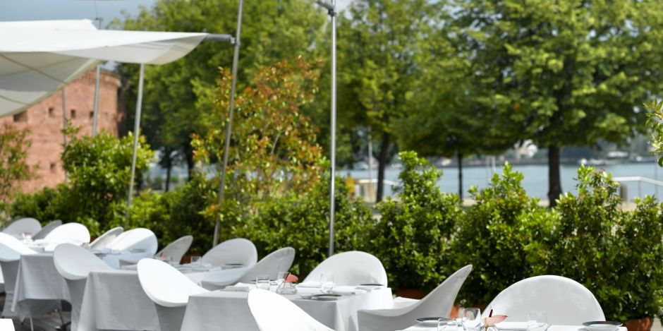 Restaurant Bellpepper im Hyatt Regency Mainz