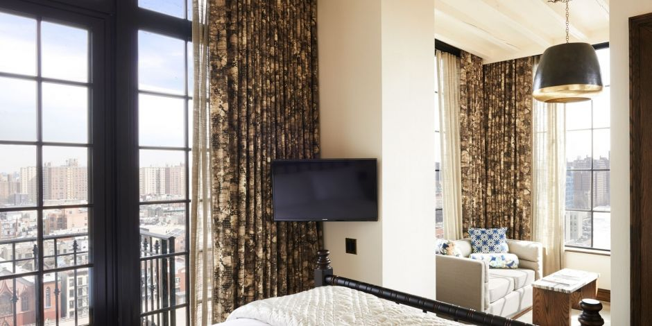 The Ludlow in New York City: Neues Mitglied bei Design Hotels