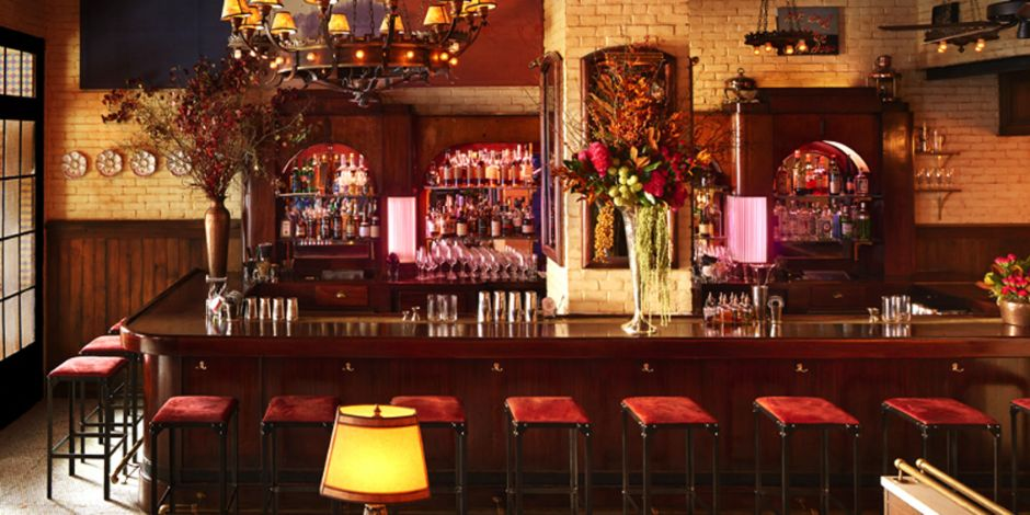 Blick ins Restaurant des Hotels The Ludlow in New York City
