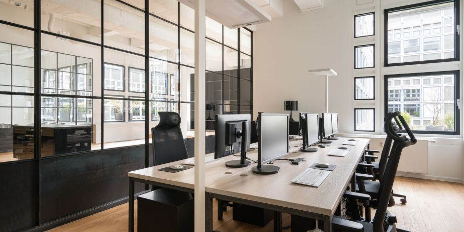 Ruby Works: Blick in die Coworking-Offices