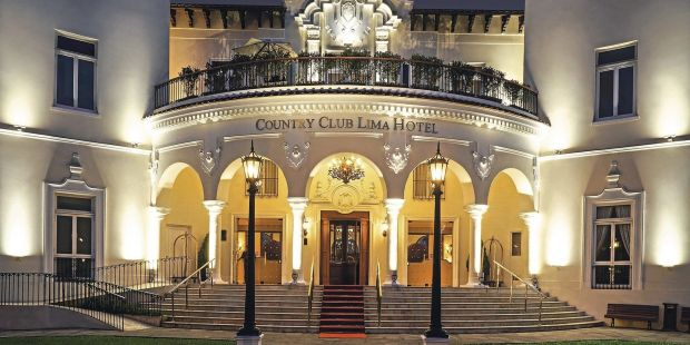 Besondere Architektur, ansprechendes Ambiente: Leading Hotel of the World Country Club Hotel Lima