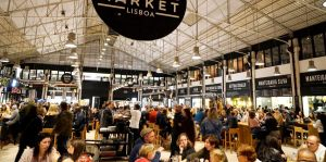 Beliebte Adresse: Der Time Out Market in Lissabon