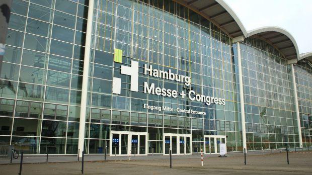 Bleiben im Frühjahr leer: Die Hamburger Messehallen
