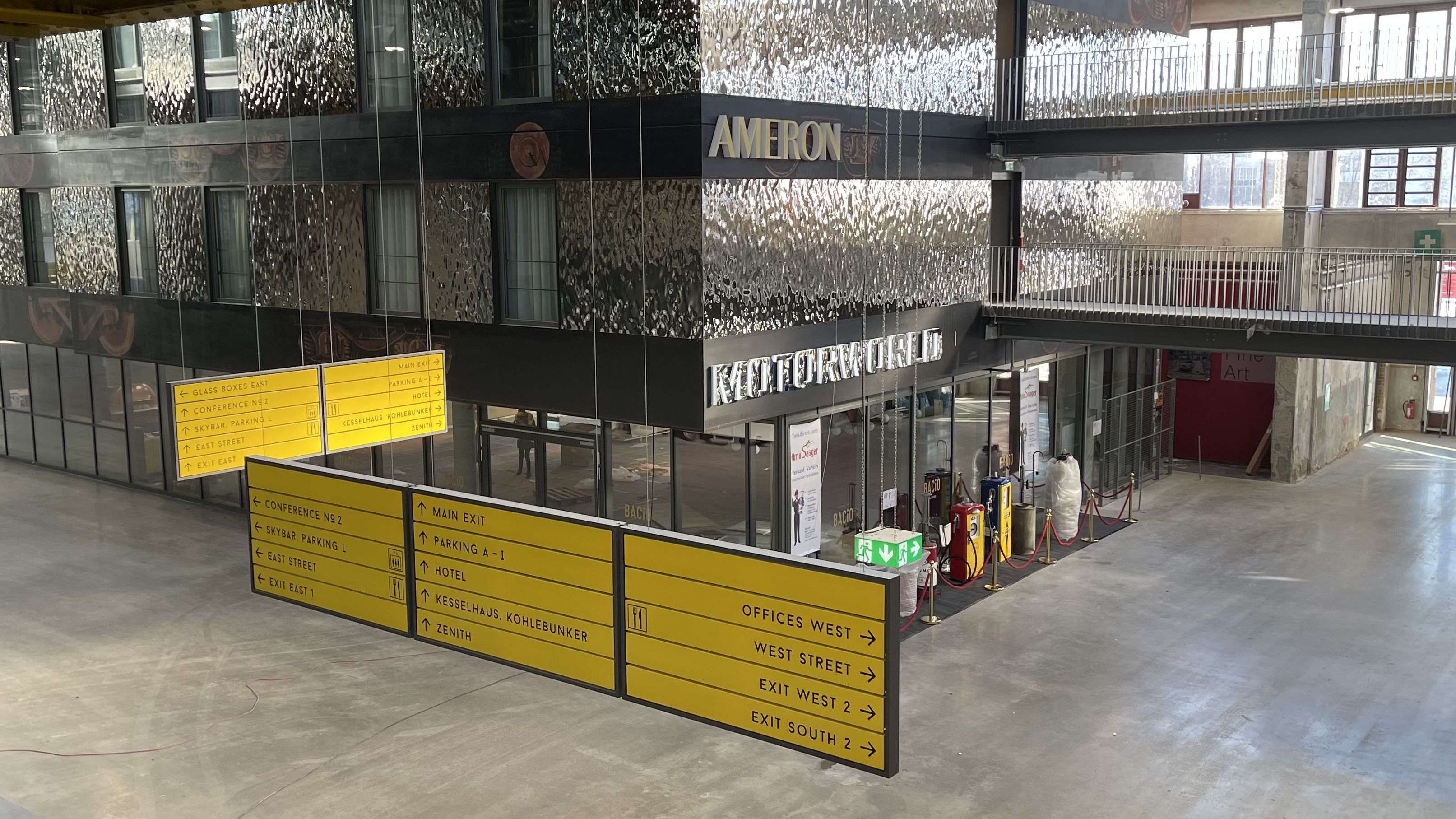 Neuer-ffnung-Hospitality-Events-Automobil-M-nchen-bekommt-ein-Ameron-Hotel