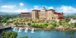 Beachtliches Projekt: The Universal Studios Grand Hotel - Universal Resort Beijing, operated by Key International Hotels