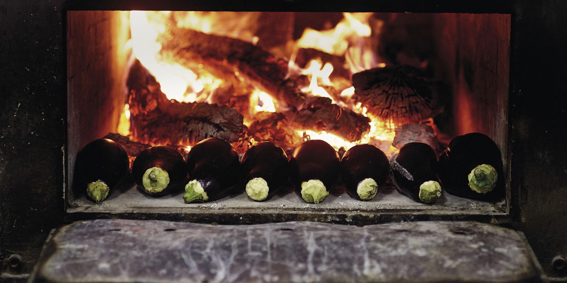 Gourmetgastronomie Kochen Mit Feuer Grill Und Glut