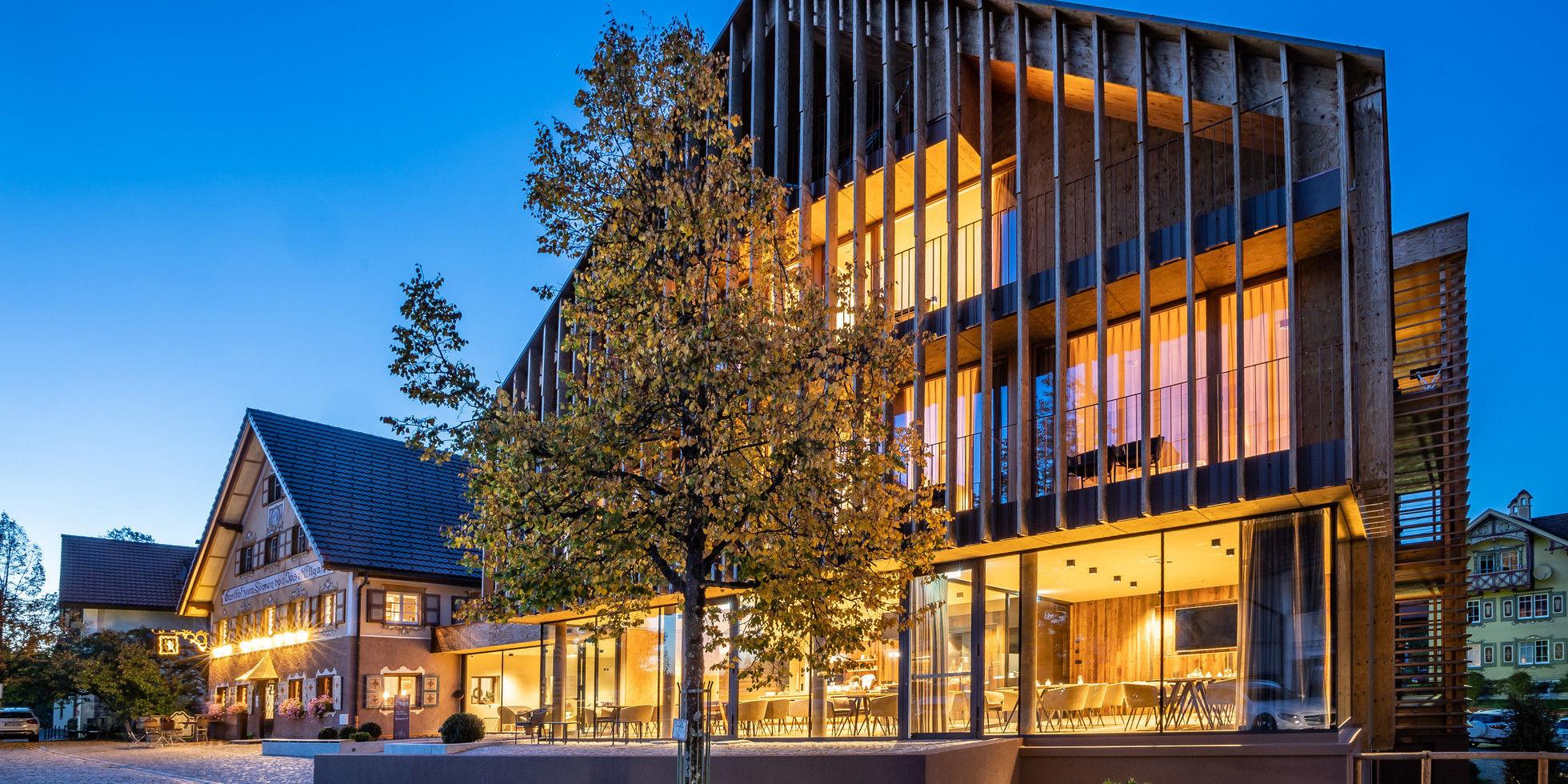 Hotelarchitektur Ein Bau Mit Vorbildcharakter