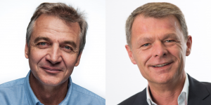 Neue Partner: Mannfred Goldbeck, Direktor der Gondwana Collection (links), und Thomas Edelkamp, Vorstand von Romantik