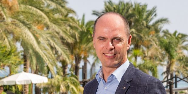 Neu in Spanien: General Manager Axel Bethke