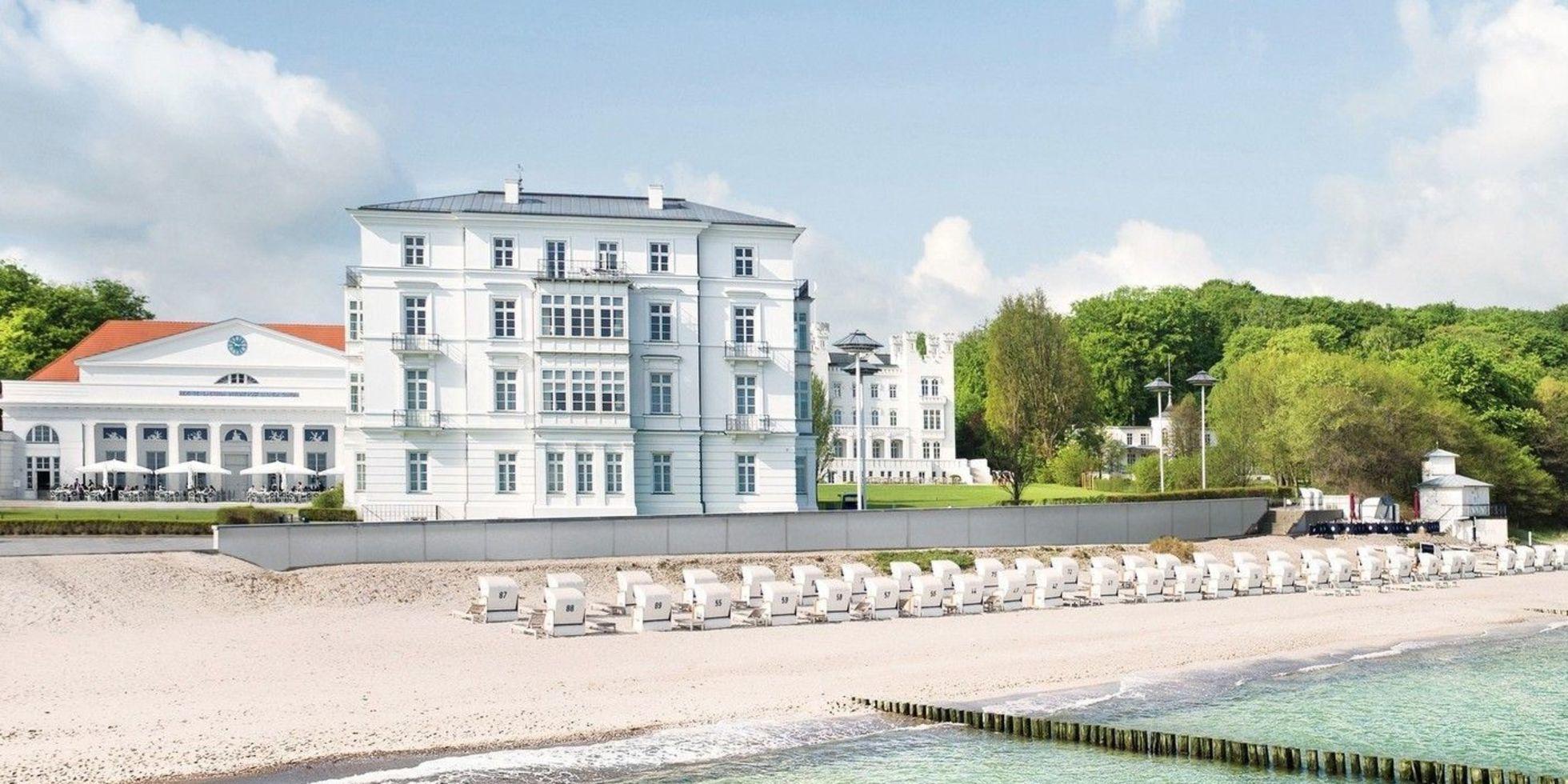 Neuausrichtung Grand Hotel Heiligendamm Erweitert Spa