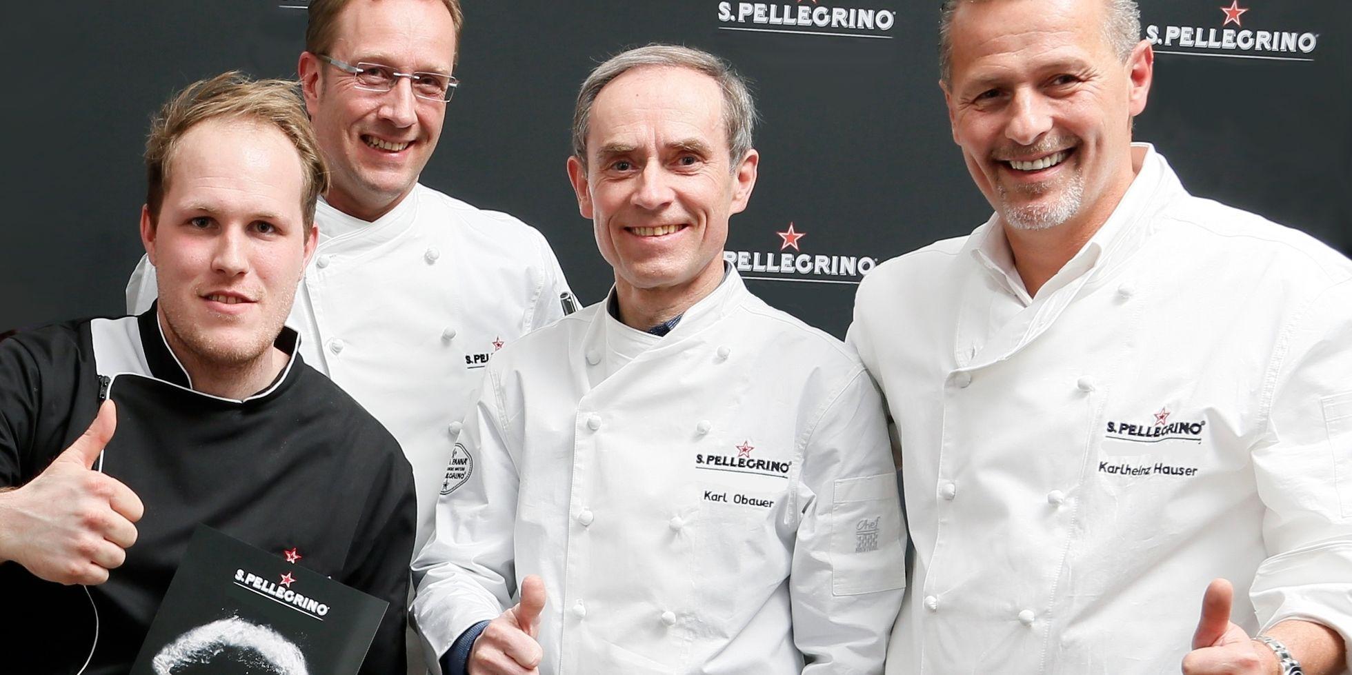 Preise Trophaen S Pellegrino Young Chef Geht In Eine Neue Runde